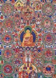 It is estimated that between two thirds and three quarters of the Bhutanese population follow Vajrayana Buddhism, which is also the state religion. About one quarter to one third are followers of Hinduism.<br/><br/>  Buddhism was introduced to Bhutan in the 7th century AD. According to legend, Guru Rinpoche ordered the Tibetan king Trisong Detsen to have 108 temples built all over the Himalayas. Doing so would aid in subduing a demoness and allow for the construction of Samye Temple in neighbouring Tibet.