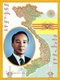 Vietnam: Poster of Nguyen Van Thieu, President of the Republic of Vietnam (South Vietnam) 1965-1975